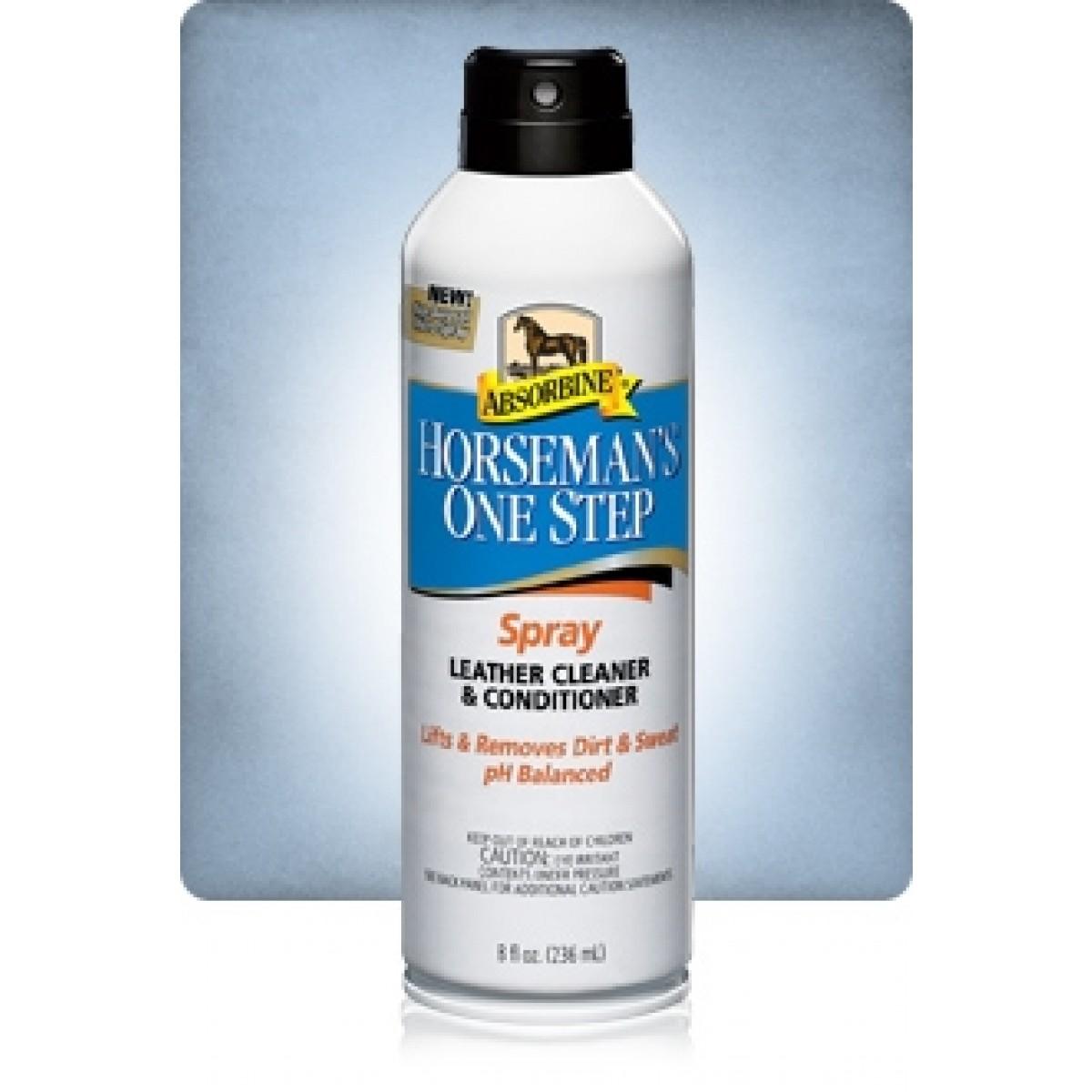 Absorbine one step spray
