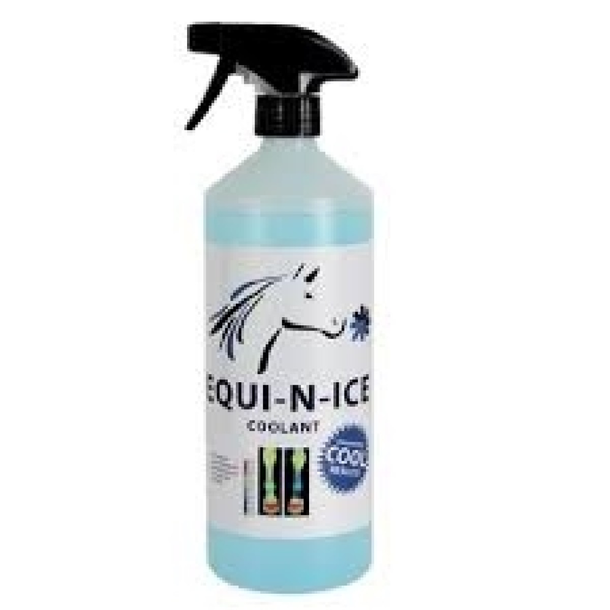 Equi-N-ice Spray Coolant 1L