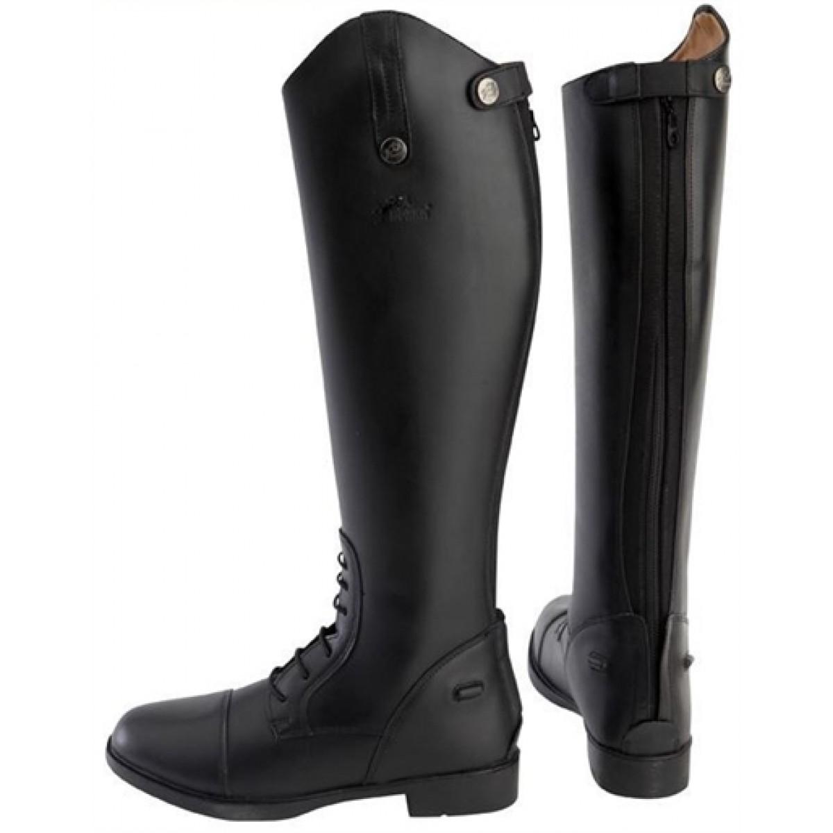 Horka Junior læderstøvle