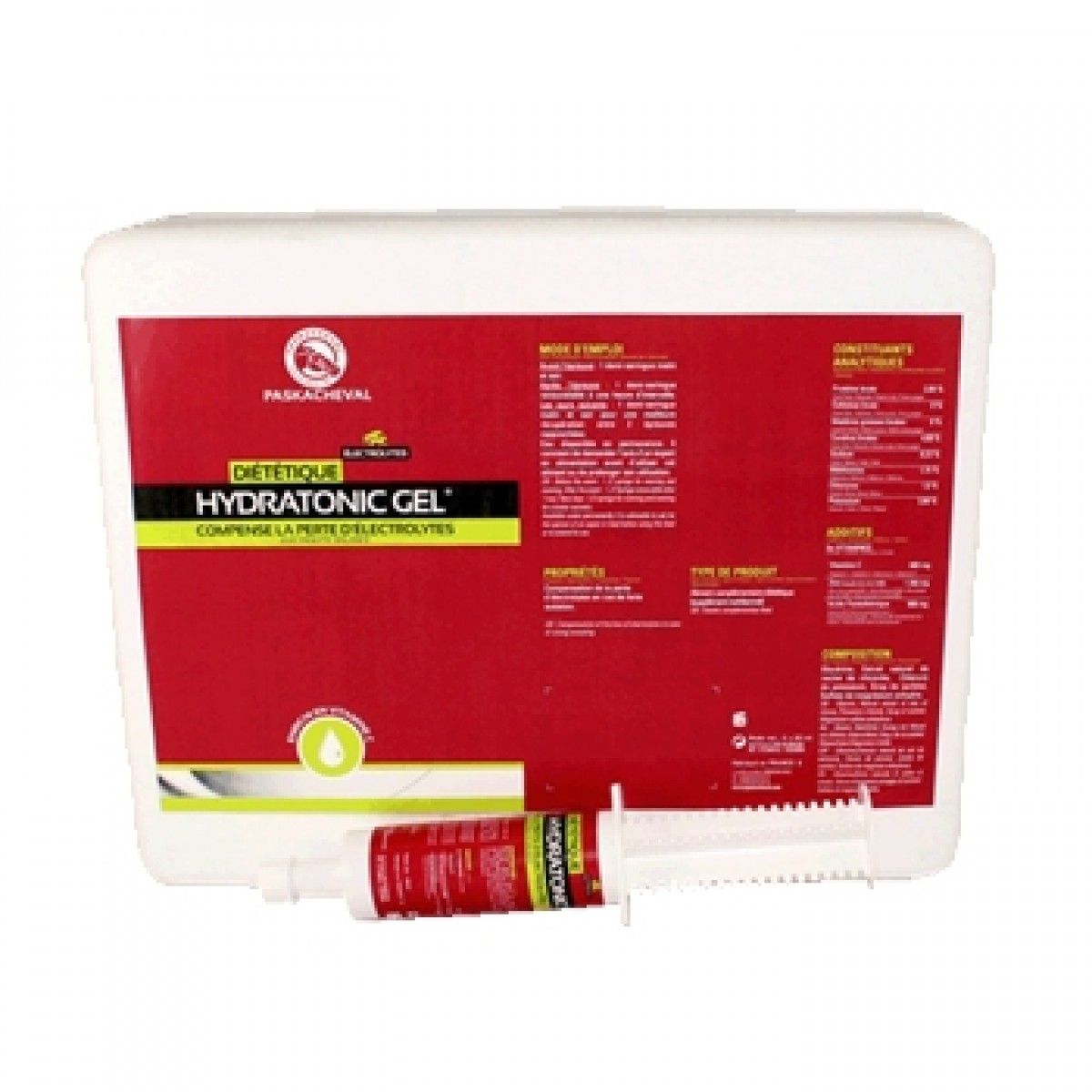Paskacheval Hydratonic gel 60 ml