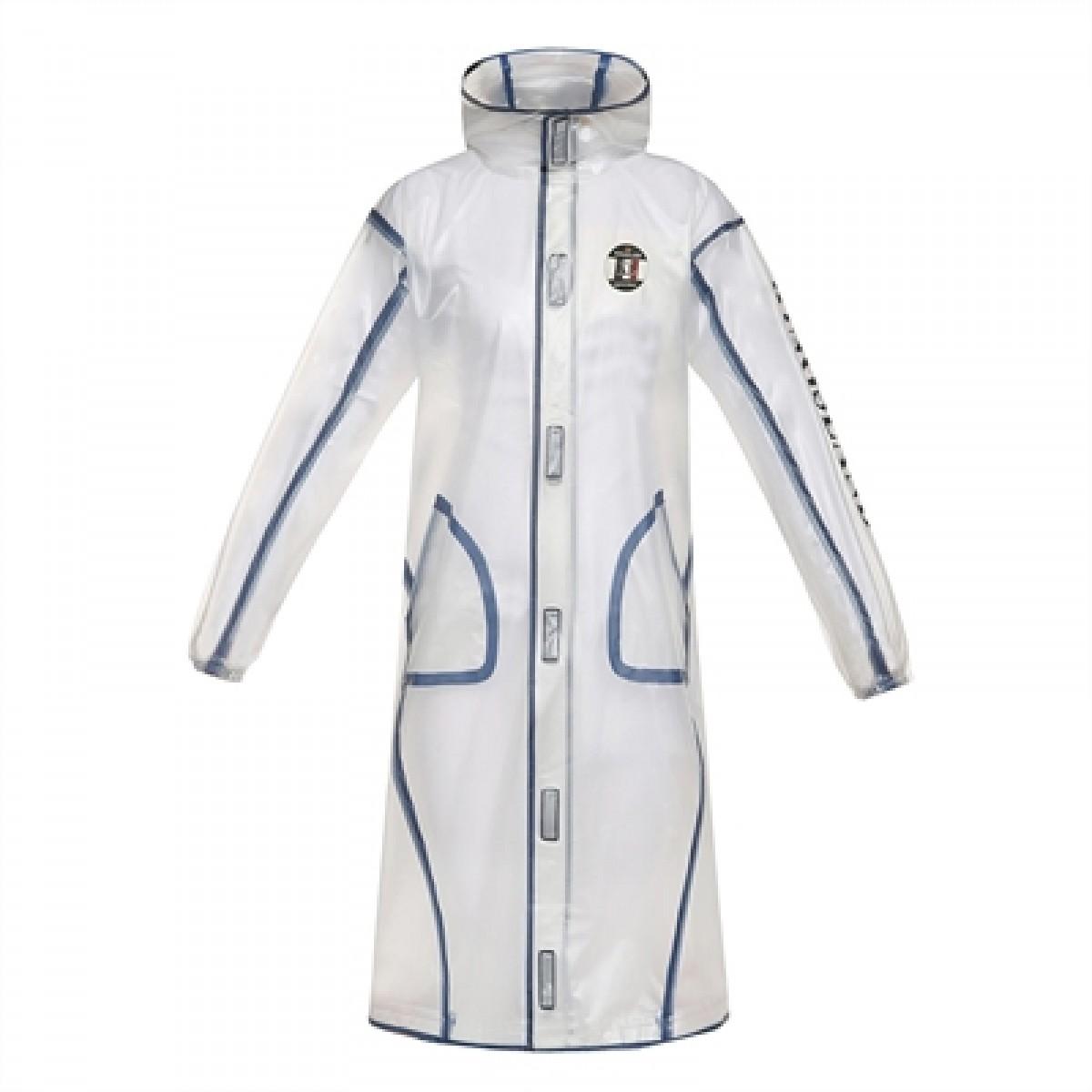 Kingsland Transparent Rain Coat
