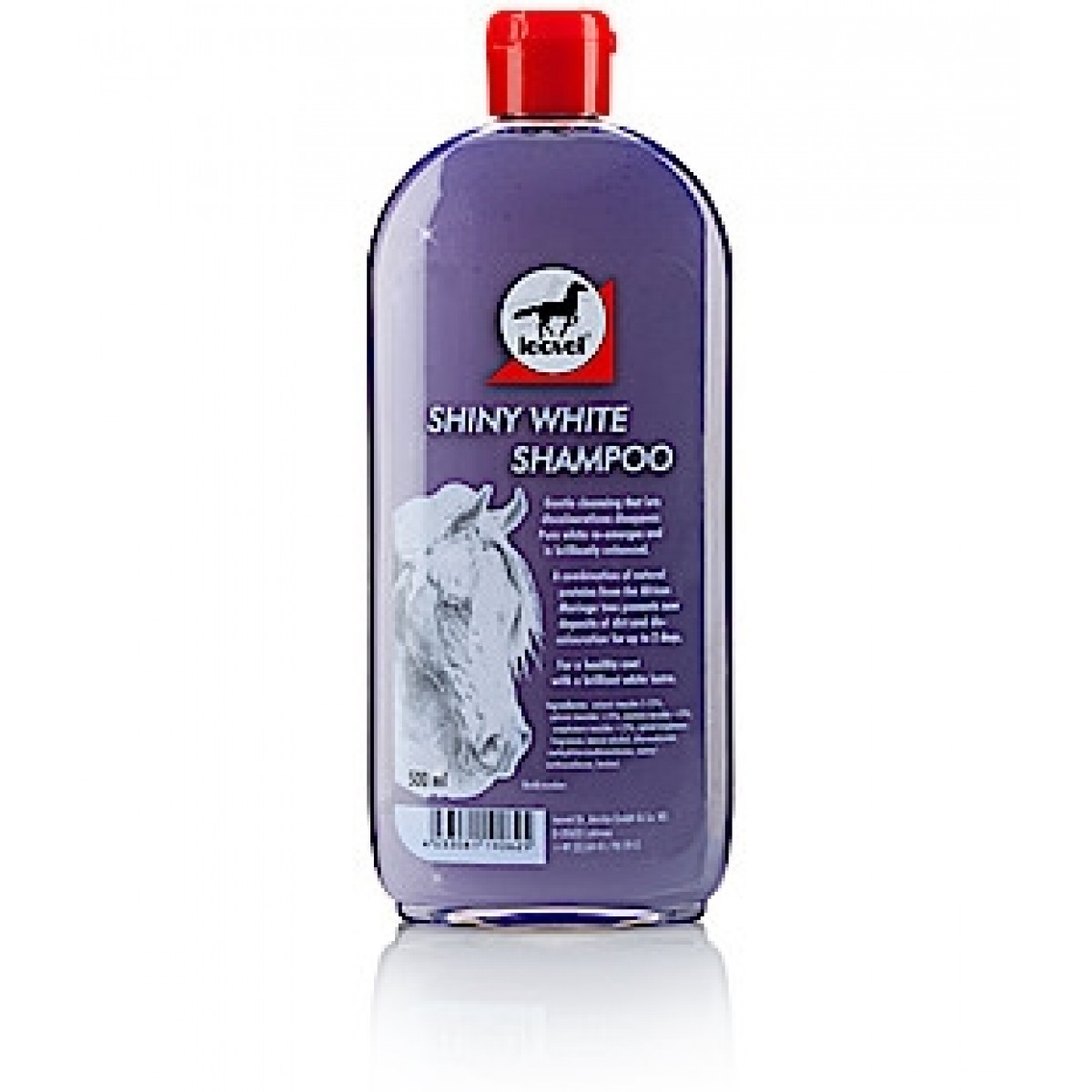 Leovet Milton Hvid Shampoo