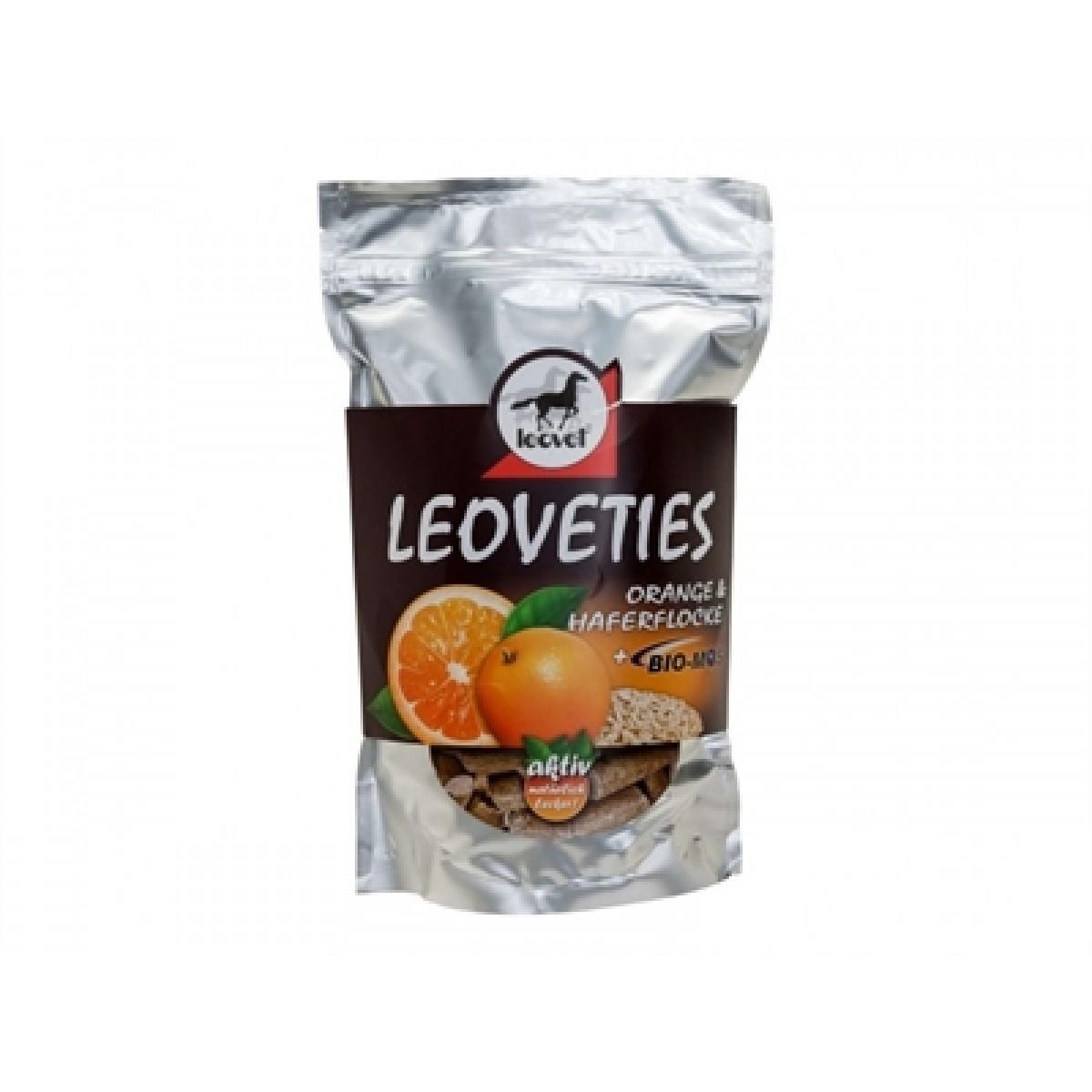 Leoveties Appelsin - Havregryn