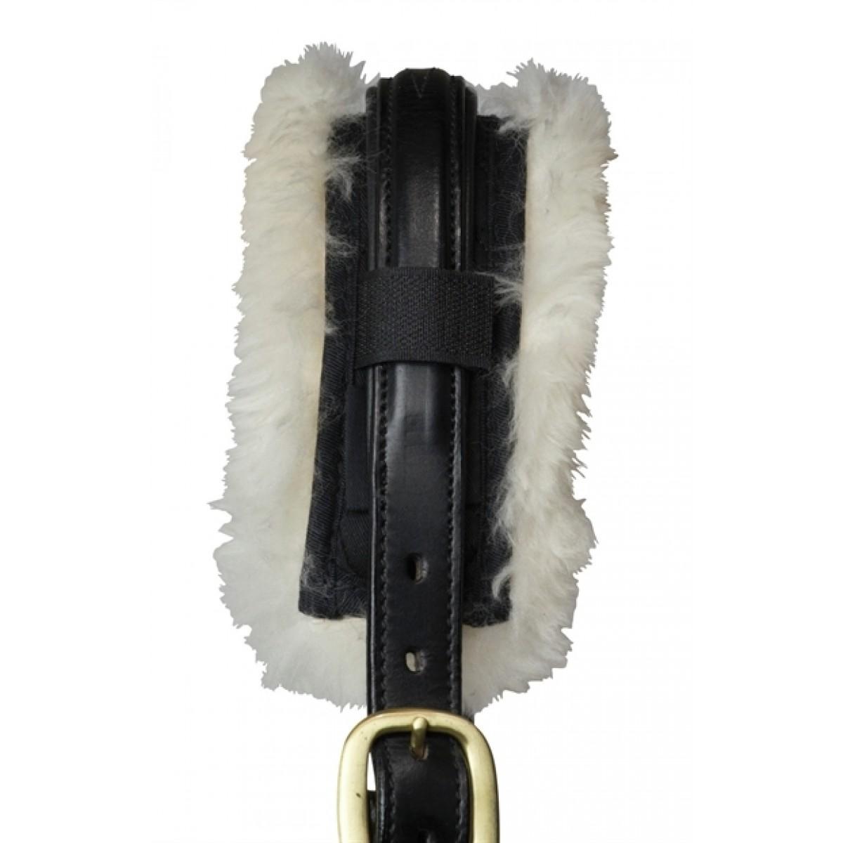 Medi lamb nakkebeskytter-Åben- 31 cm