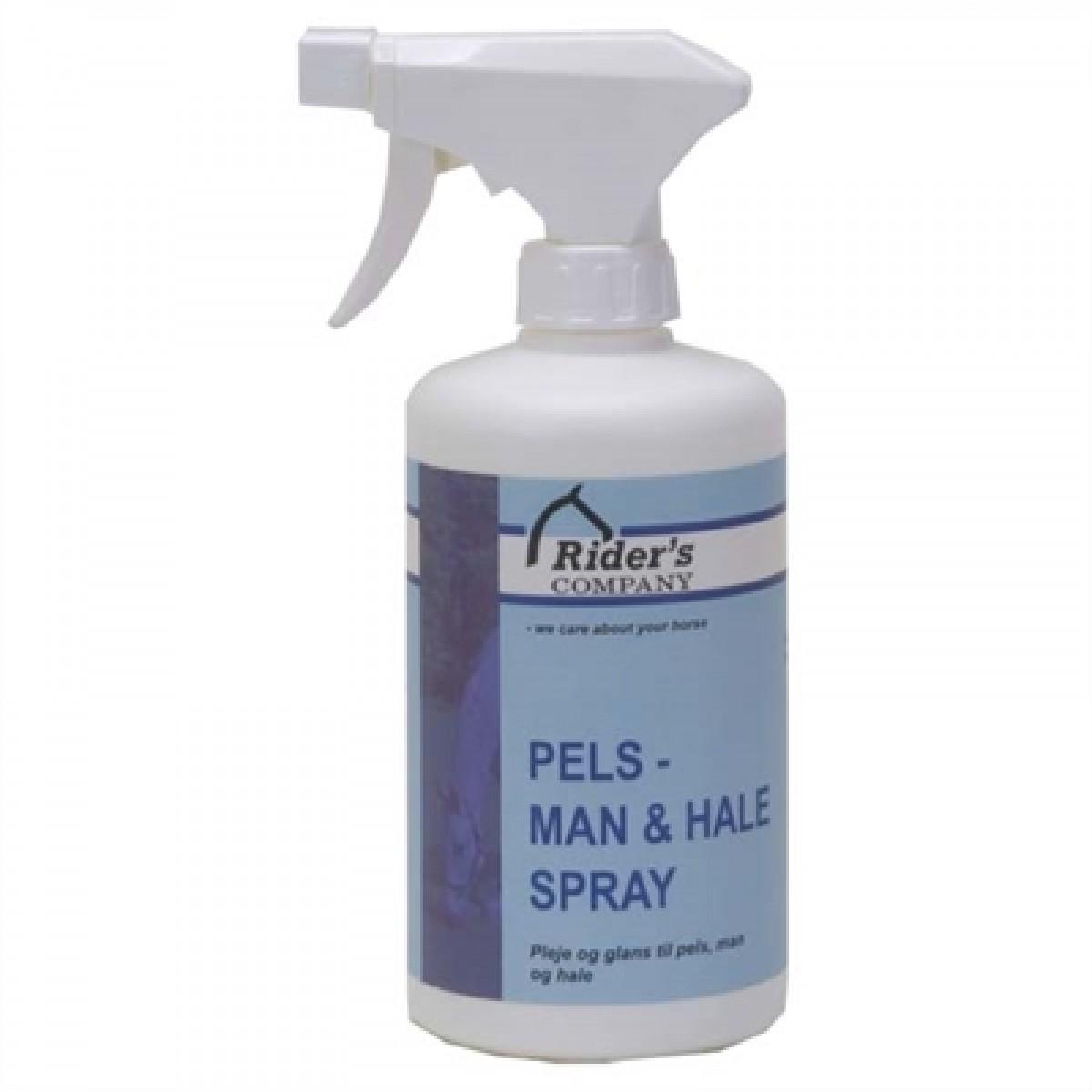 RC Man,hale & Pelsglans 500ml
