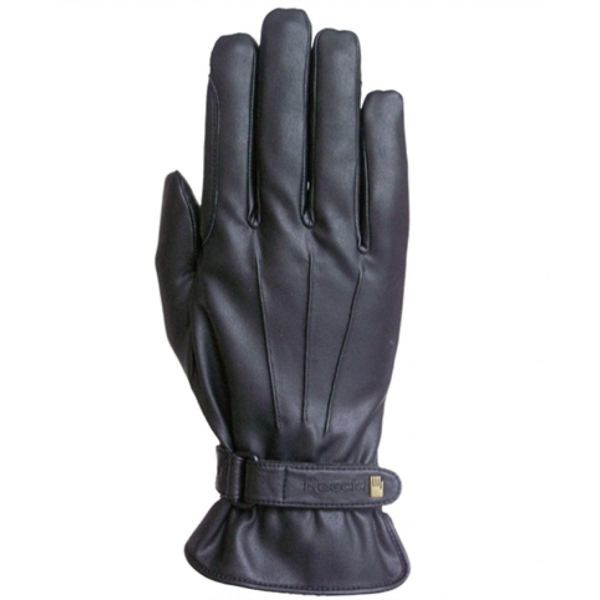 Röeckl Wago handske Sort