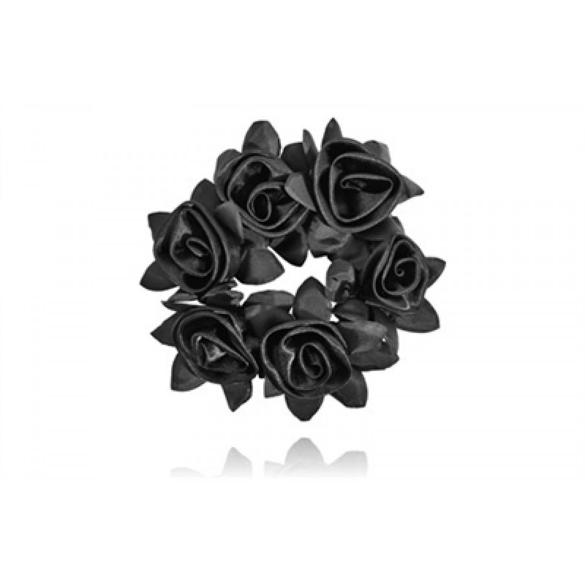 SD Rose Scrunchie Elastik