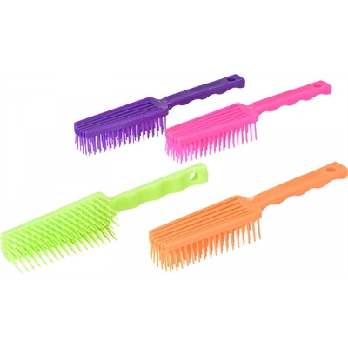 Børste Plast Wrangler Comb