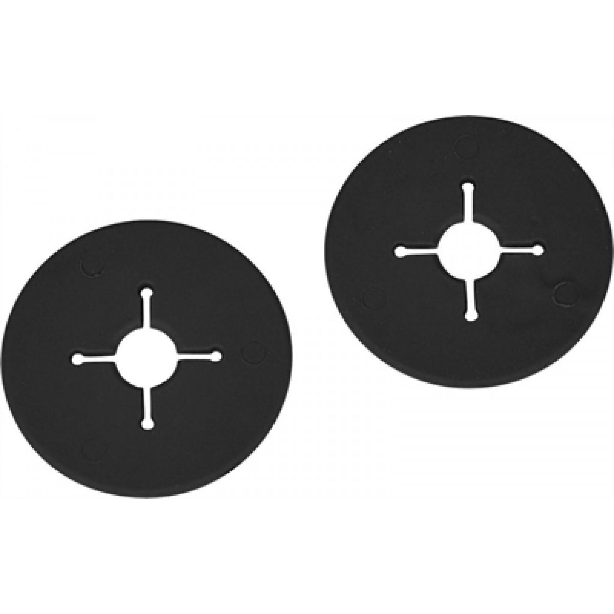 Bidskiver - gummi - 90 mm