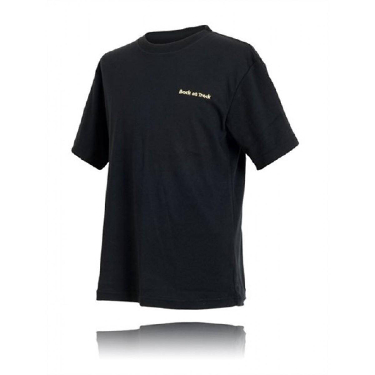 Back on Track T-Shirt sort