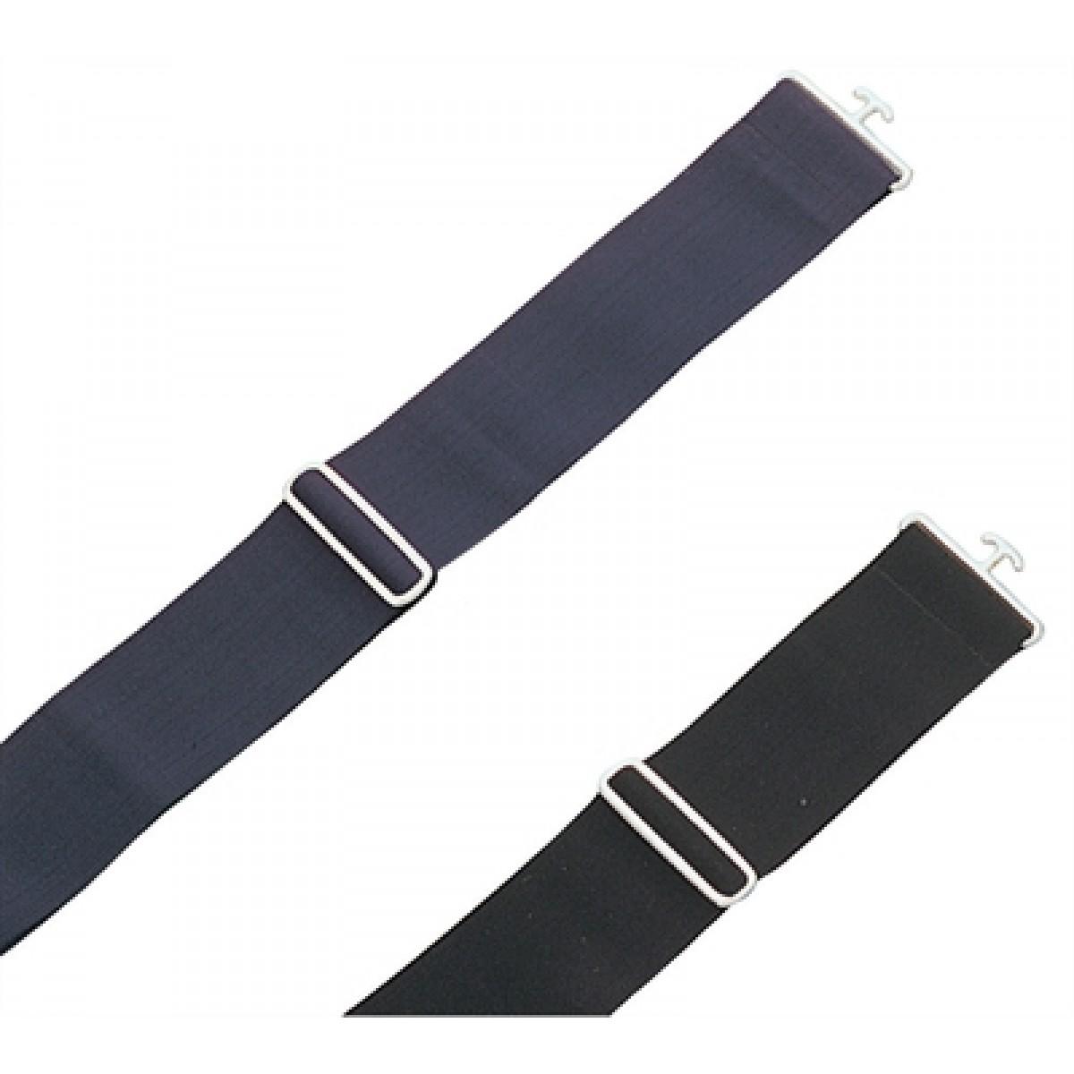 Dækkegjord elastik