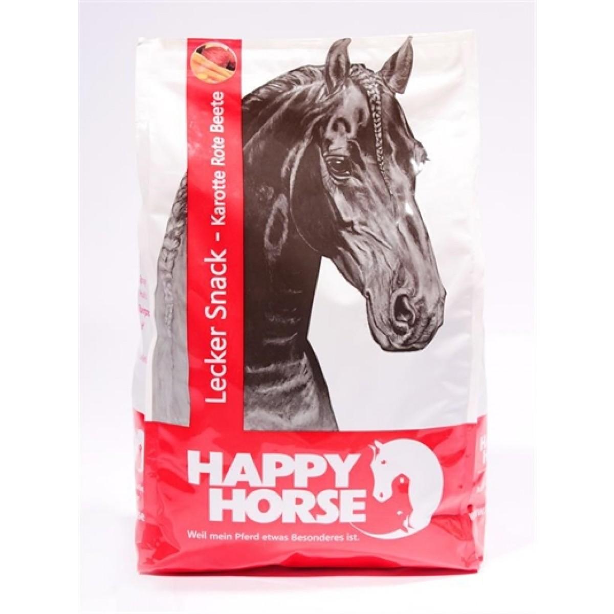 Happy Horse gulerod