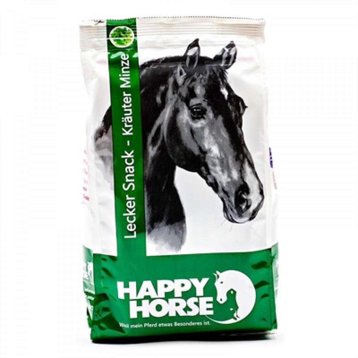 Happy Horse urter/mint