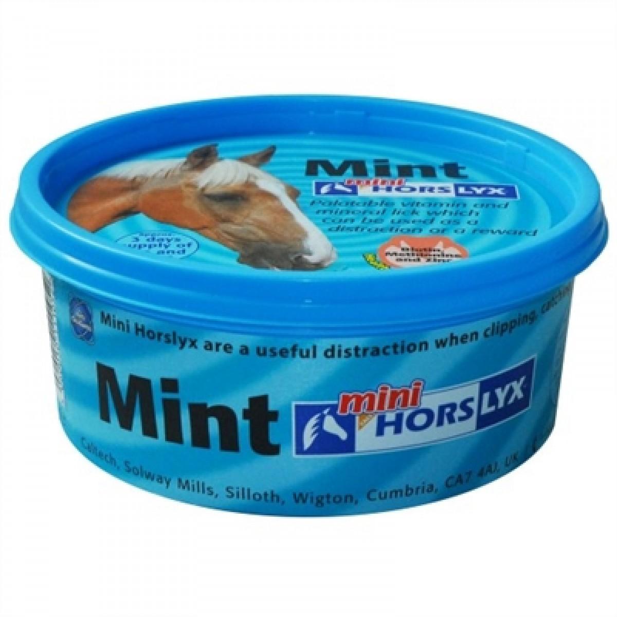 Horslyx Mint-Menthol