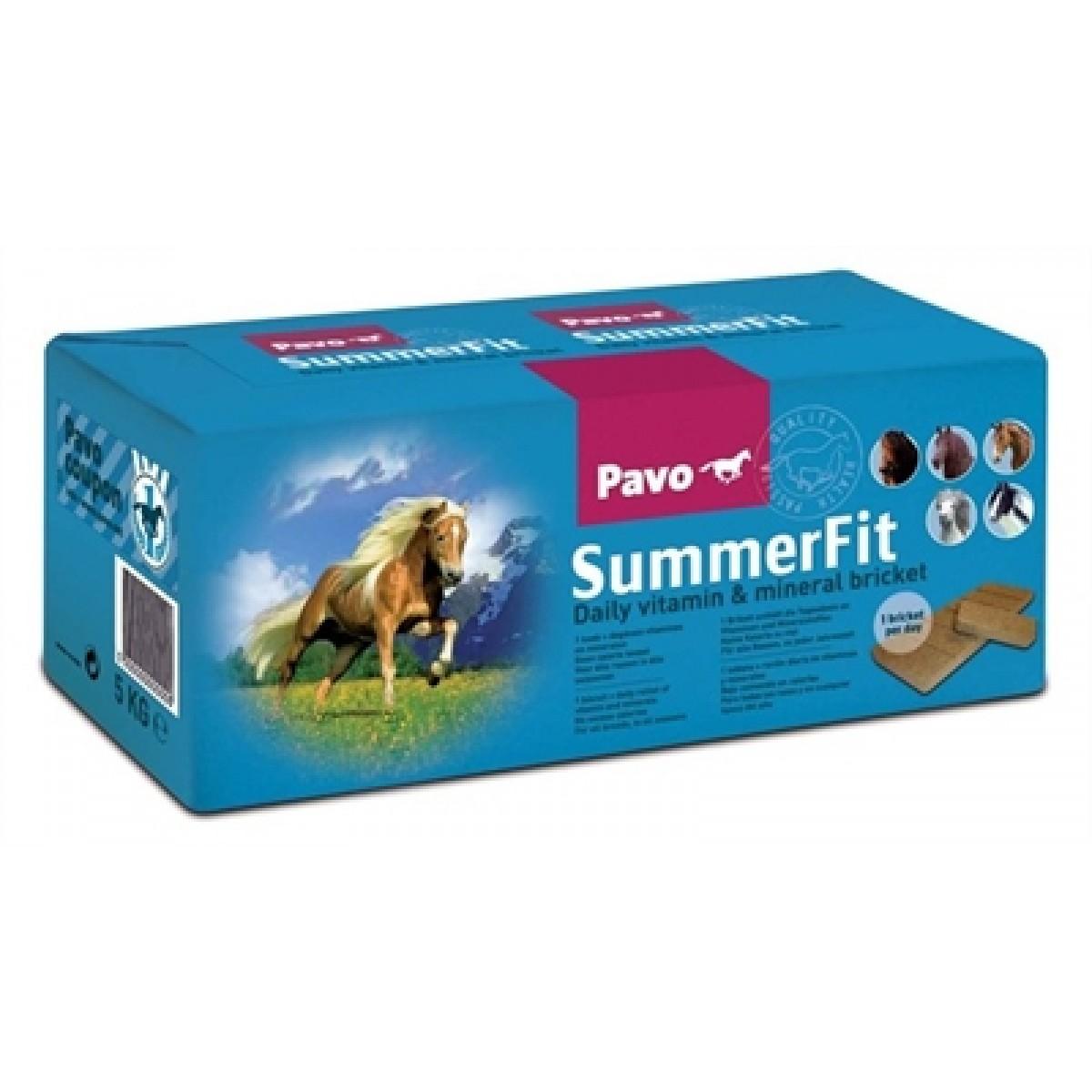 Pavo SummerFit 5 kg - 36 stk